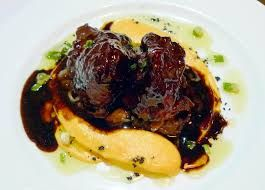 Beef Cheeks supreme